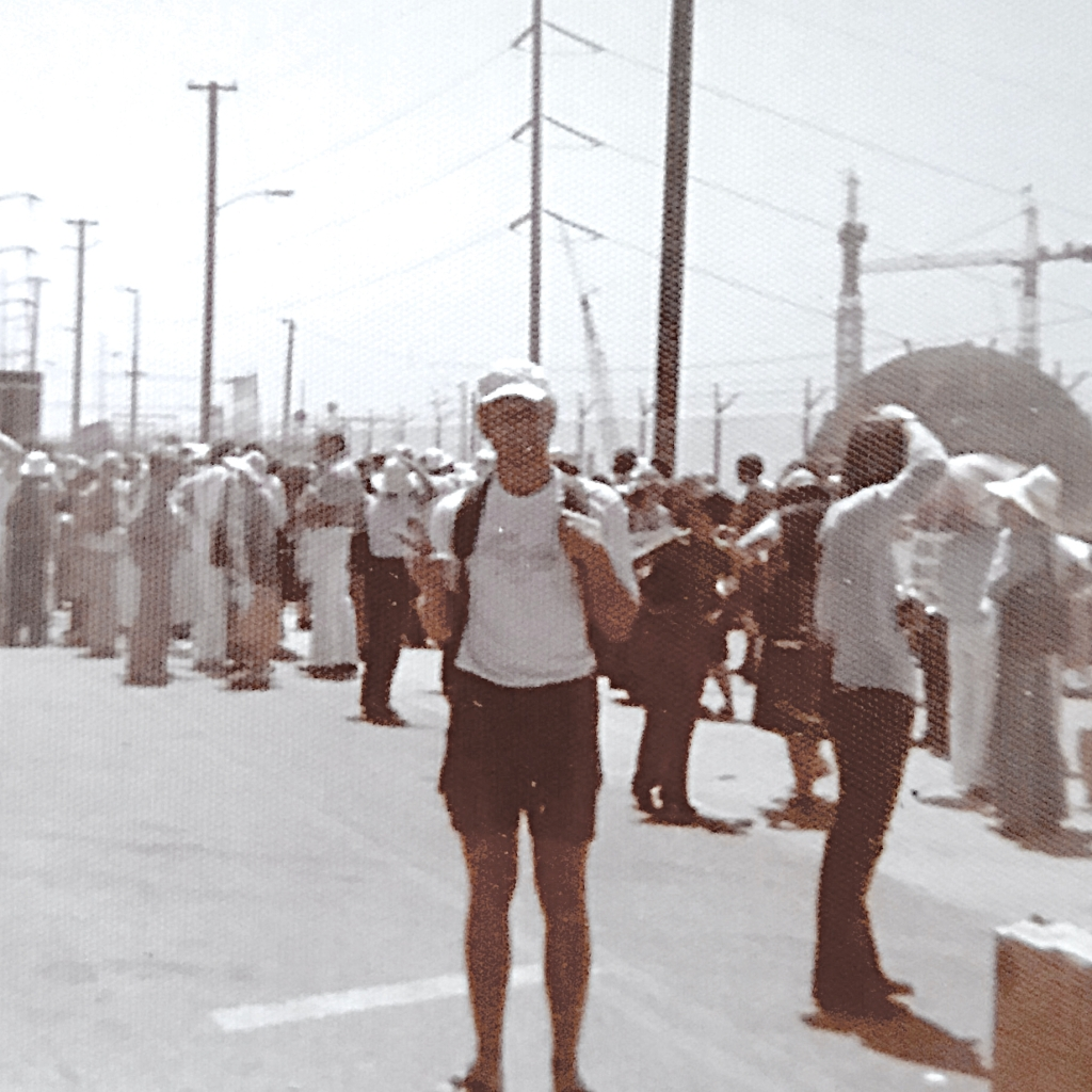 No Nukes demonstration, San Onofre, CA, August 6, 1977